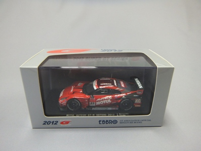 MOTUL AUTECH GT-R  SGT 5002012 (2012-10-24)